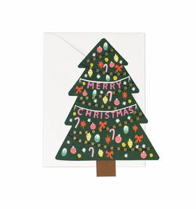 [Rifle Paper Co.] Christmas Tree Card