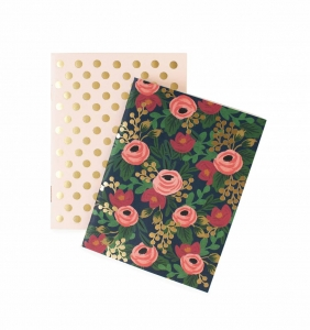[Rifle Paper Co.] Rosa Pocket Notebooks