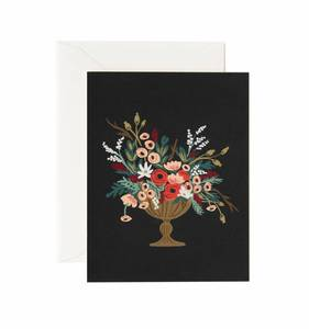 [Rifle Paper Co.] Vase Study No.4 Card