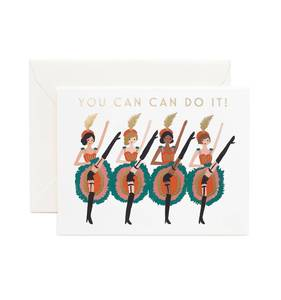 [Rifle Paper Co.] You Can Can Do It Card