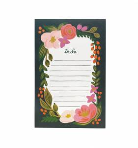 [Rifle Paper Co.] Rosalie Notepad