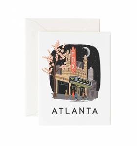 [Rifle Paper Co.] Atlanta Card