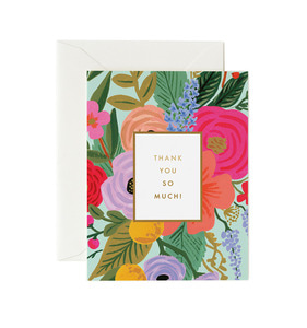 [Rifle Paper Co.] Garden Party Thank You Card