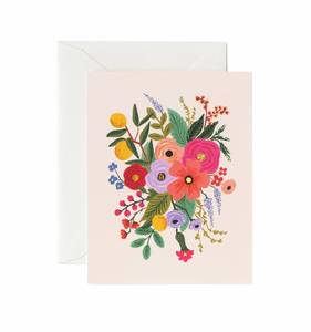 [Rifle Paper Co.] Garden Party Blush Card