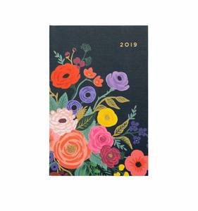 [Rifle Paper Co.] 2019 Juliet Rose Pocket Agenda