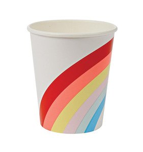 [Meri Meri] Big Rainbow Cups