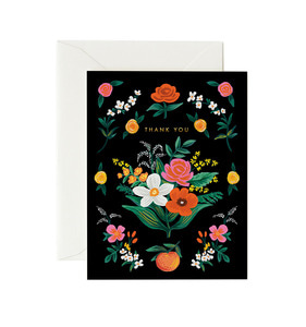[Rifle Paper Co.] Orangerie Thank You Card