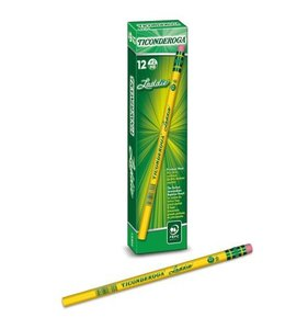 [Dixon] TICONDEROGA LADDIE Pencils